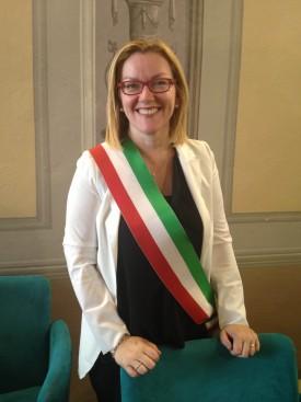 Ilenia Malavasi, sindaco di Correggio