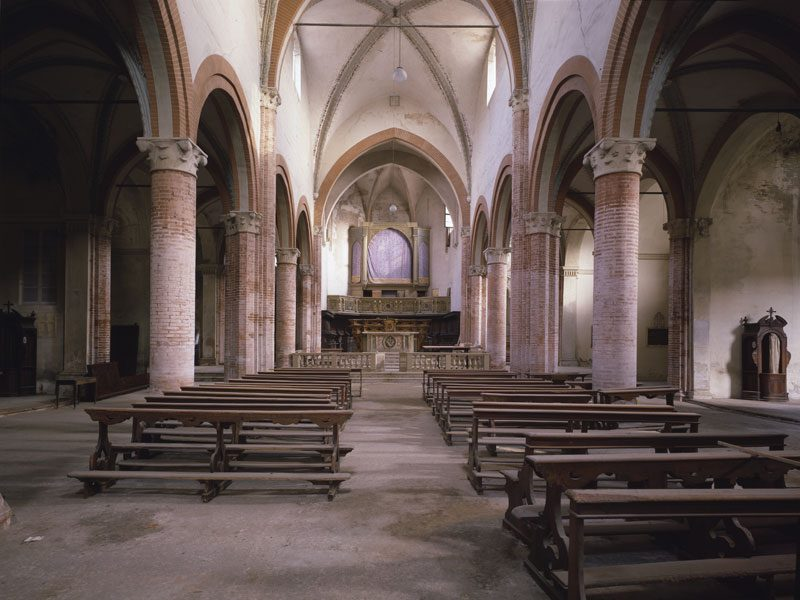 San francesco - interno