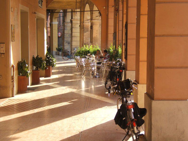 Portici di Correggio