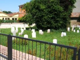 cimitero ebraico correggio