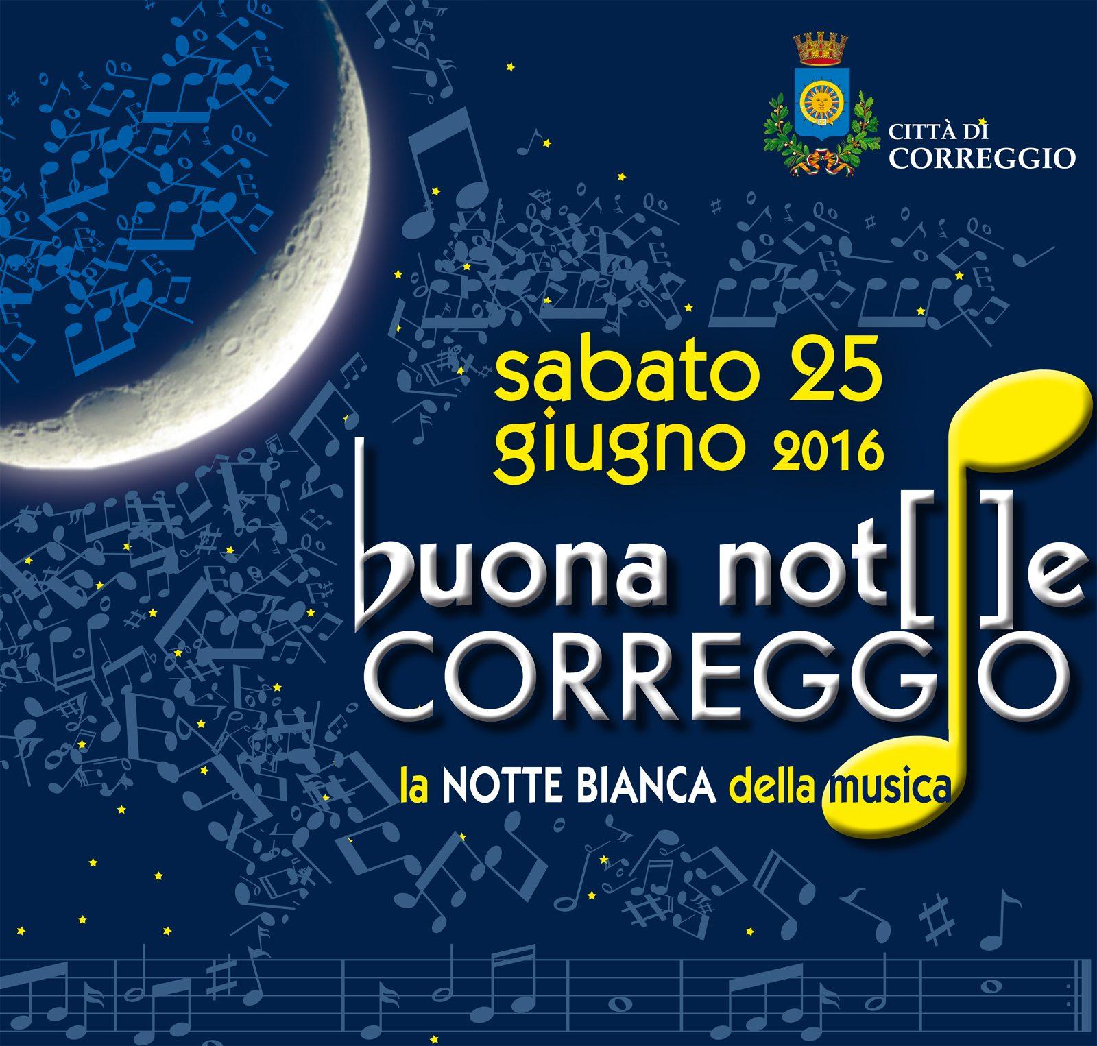 Una Notte Bianca Della Musica Sabato 25 Giugno Ritorna